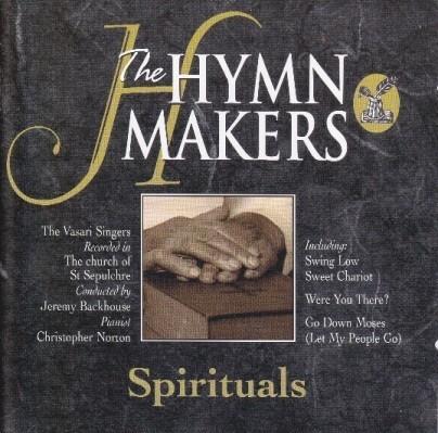 Hymnmakers spirituals (CD)