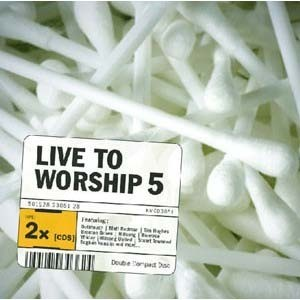 Live to worship 5 (CD)
