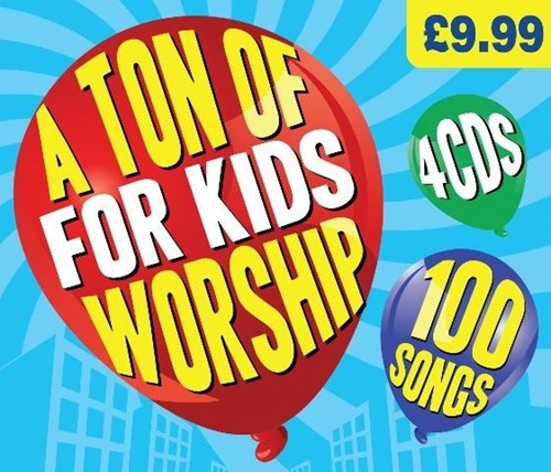 Ton of worship for kids (CD)