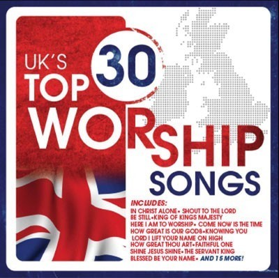 Uk''s top 30 worship songs, the (CD)