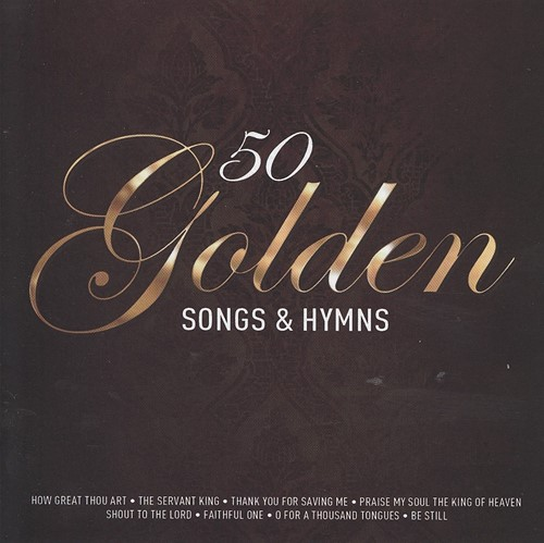 50 golden songs & hymns (CD)