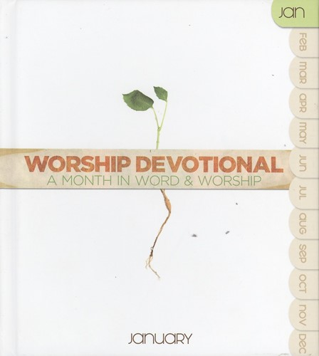 Worship devotional - january (CD)