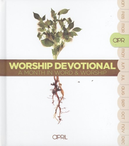 Worship devotional - april (CD)