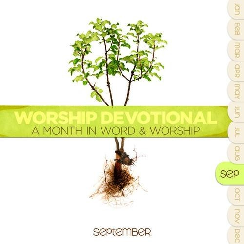Worship devotional - september (CD)