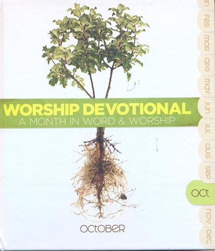 Worship devotional - october (CD)