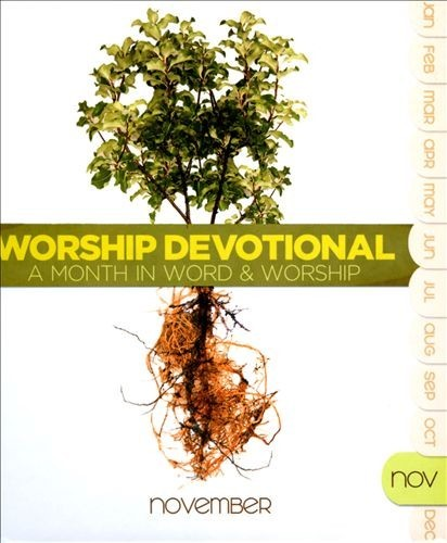 Worship devotional - november (CD)