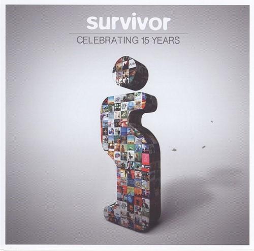 Survivor - celebrating 15 year (CD)