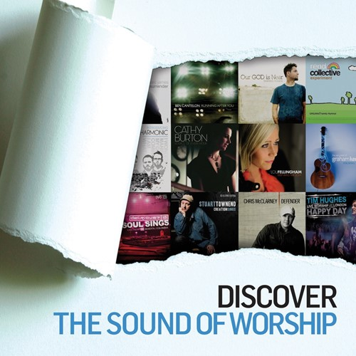 Discover the sound of worship (CD)