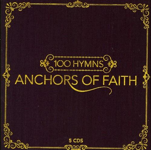 100 hymns - anchors of faith (CD)