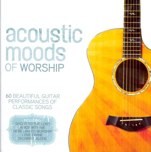 Acoustic moods of worship (CD)