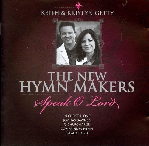 Keith & Kristyn Getty-speak o Lord (CD)