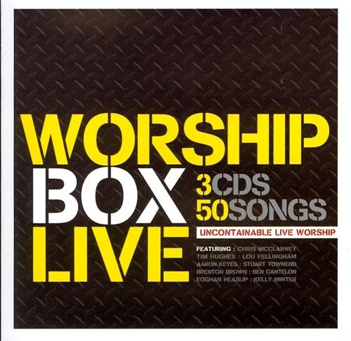 Worship box live (CD)