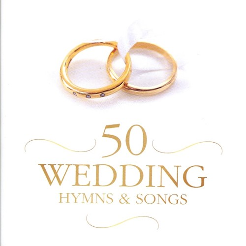 50 wedding hymns & songs (CD)