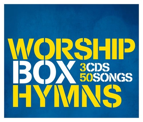 Worship box hymns (CD)
