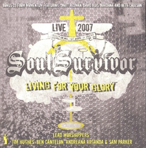 Living for your glory (CD)