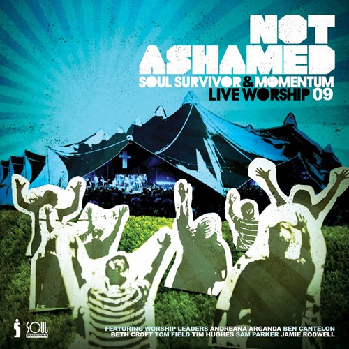 Not ashamed (CD)
