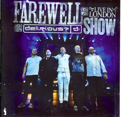 Farewell show: live in london (CD)