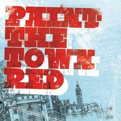 Paint the town red (CD)