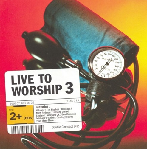 Live to worship 3 (CD)