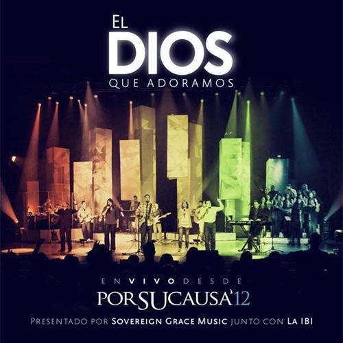El Dios Que Adoramos (live) (CD)