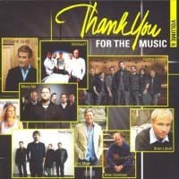 Thank you for the music, volume 6 (CD)