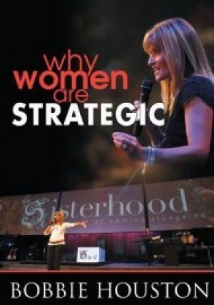 Why women are strategic (CD)