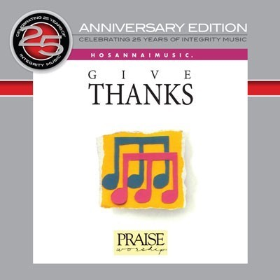 Give thanks (CD)