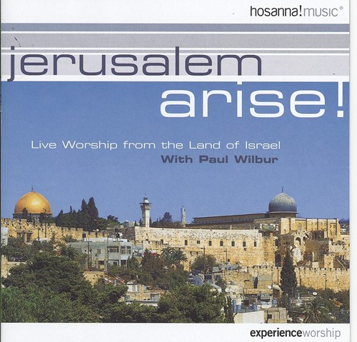 Jerusalem arise! CD (CD)