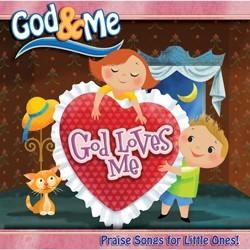 God & me: God loves me (CD)