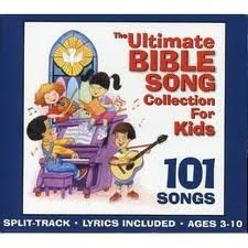 Ultimate bible songs (CD)