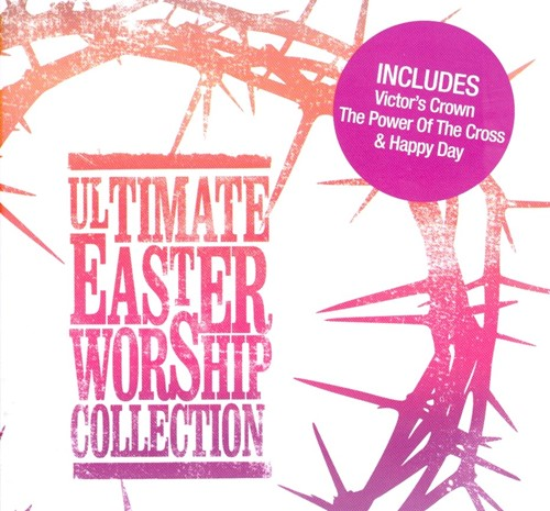 Ultimate easter worship coll (CD)