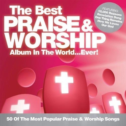 Best praise & worship album ever! (CD)