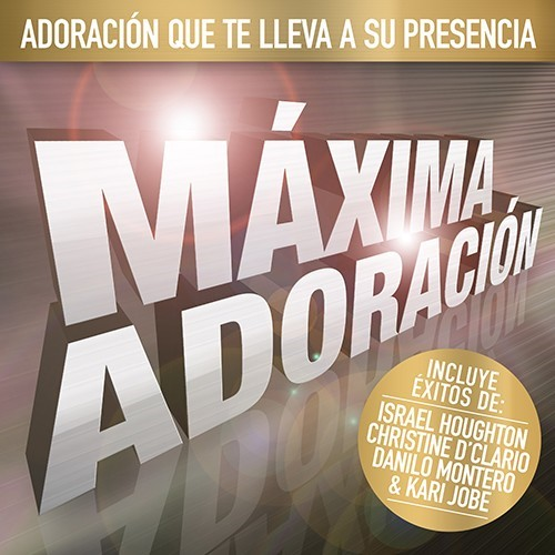 Maxima adoracion (spanish ultimate (CD)