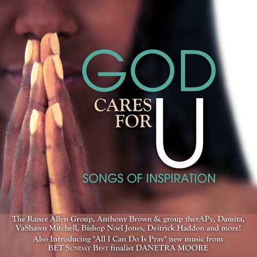 God cares for u-songs of inspiratio (CD)
