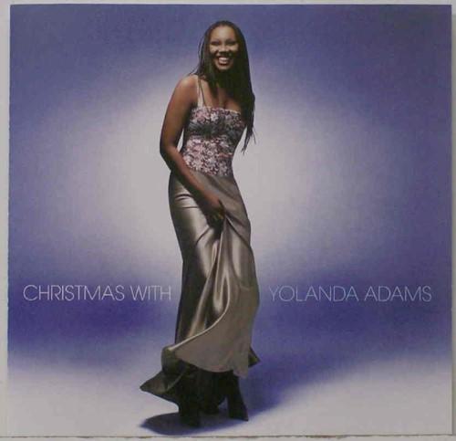 Christmas with Yolanda Adams (CD)