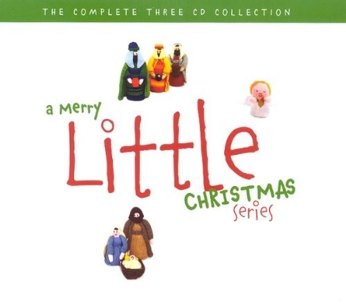 Merry little christmas (CD)