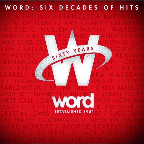 Word: six decades of hits (CD)