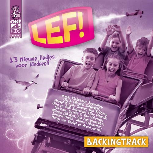 Lef! - backingtrack (CD)