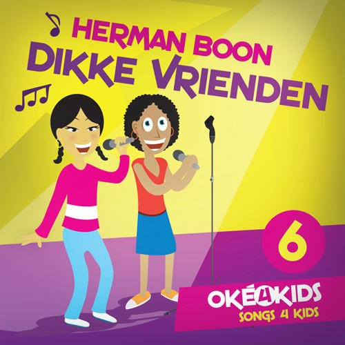 Dikke vrienden (CD)