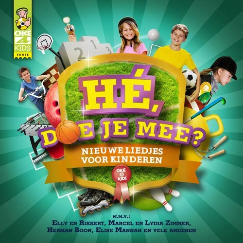 He, doe je mee! (CD)
