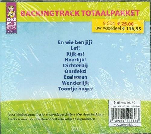 CD-pakket 1 tm 3 (CD)
