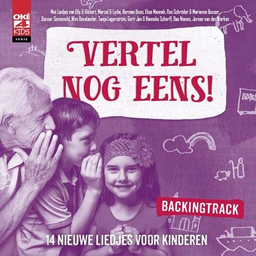 Vertel nog een eens! (Backingtrack) (CD)