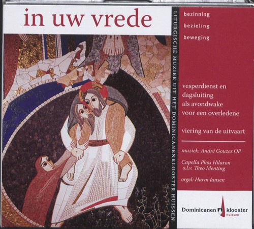 In uw vrede 2 CD's (CD)