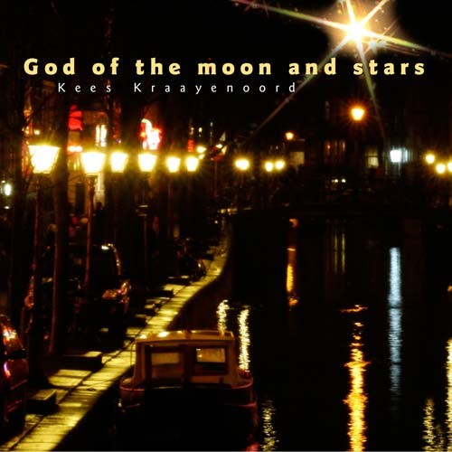 God of the moon and stars (CD)