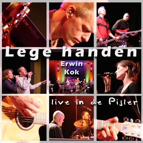 Met lege handen (CD)