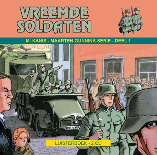Vreemde soldaten (CD)