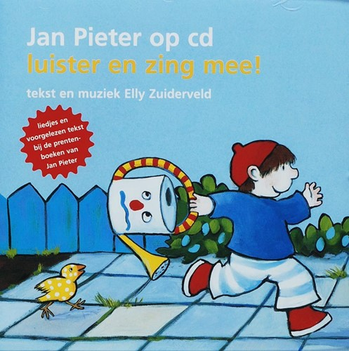 Jan Pieter op CD (CD)