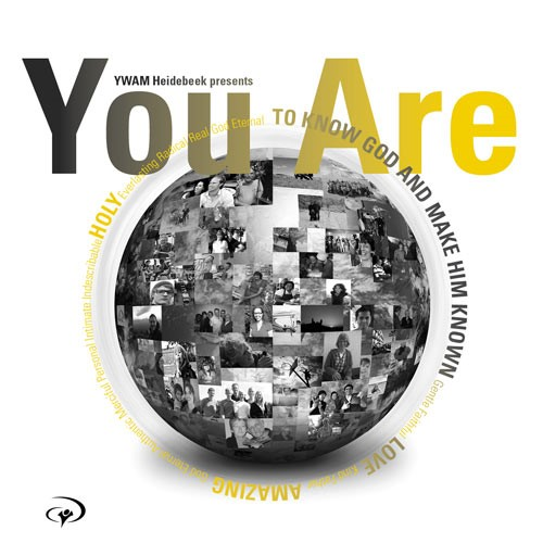 You are (CD)