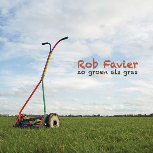 Zo groen als gras (CD)