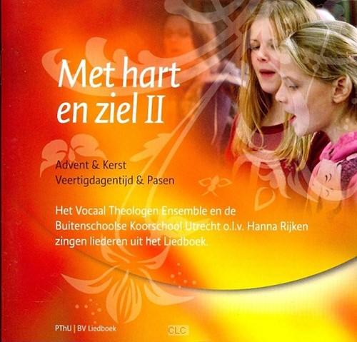 Het vocaal theologen ensemble en de buitenschoolse koorschool o.l (CD)